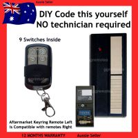 B. Garage door REMOTE CONTROL compatible with B&D 062171 / 4332EBD 1A5097 433.92