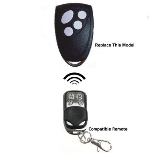 Foresee FR46 Compatible Remote Control