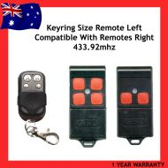 G. Keyring Remote Compatible With GIBIDI Red Button 70200 70201