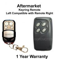 G. Automatic Gate Remote Control Compatible With GIBIDI 4 Button AU01660 AU01680