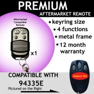 L. Remote Control Compatible With  94335E