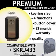 S. Remote Control Compatible With SEIP Mini SKRJ433 Gryphon TM60