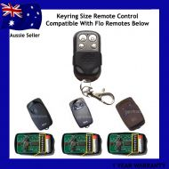 N.  Remote Control Opener Compatible With Nice FLO1 FLO2 FLO4 Switch Code