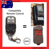 NU-TECH Orange Button Compatible Remote Control