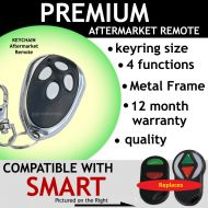 S. Garage Door Remote Control Compatible with Smart Openers & Smart4B
