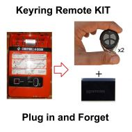 B. Garage Door Remote Control KIT Fits B&D Red Box BD Controll-A-Door