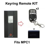 B. Keychain Remote Control Kit suits mpc1 B&D TX27 27.145Mhz 27Mhz Controll-A-Door Microprocessor