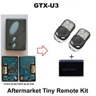 Garage Door Remote Control Add-on Kit Suits Gliderol  GTX-U3 GTXU3-1 GTXU3