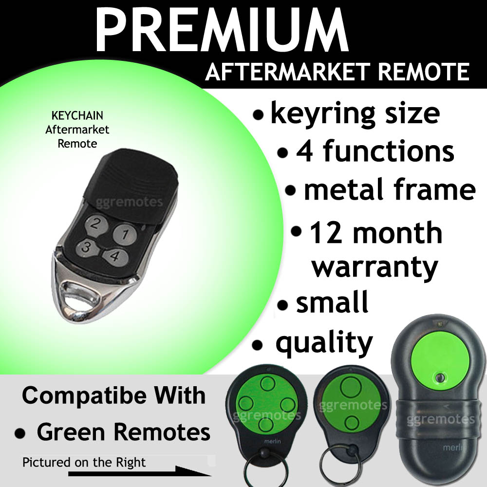 Garage Remote Control Opener compatible with M844 M842 M832