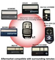B. Garage Door Remote Control Compatible with B&D Billion Code 433.92mhz