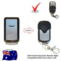 A. Garage Door Remote Control Compatible With ACCENT 97921000 FORZA SILVER